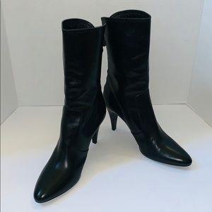 Cole Haan Nydia Short Zip Boots